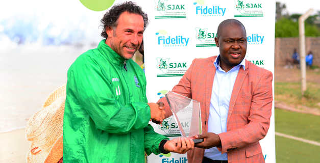 Gor boss Oktay crowned April coach of the month