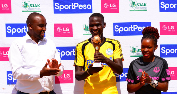 Kasumba named KPL February player of the month