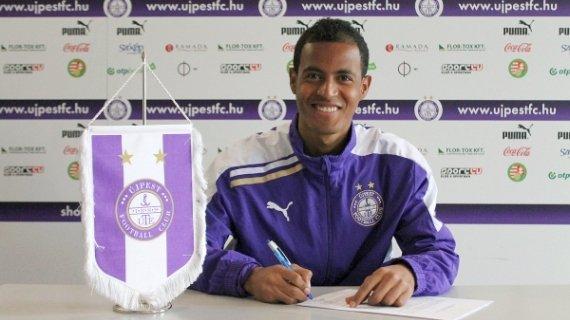 18-year Old Kenyan joins Top Hungarian side