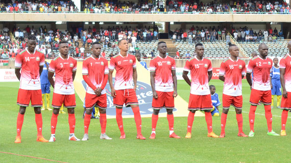 Stars up five places in latest FIFA Ranking