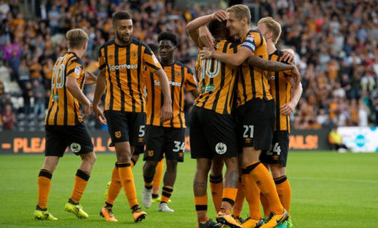 Hull City name team for Gor clash