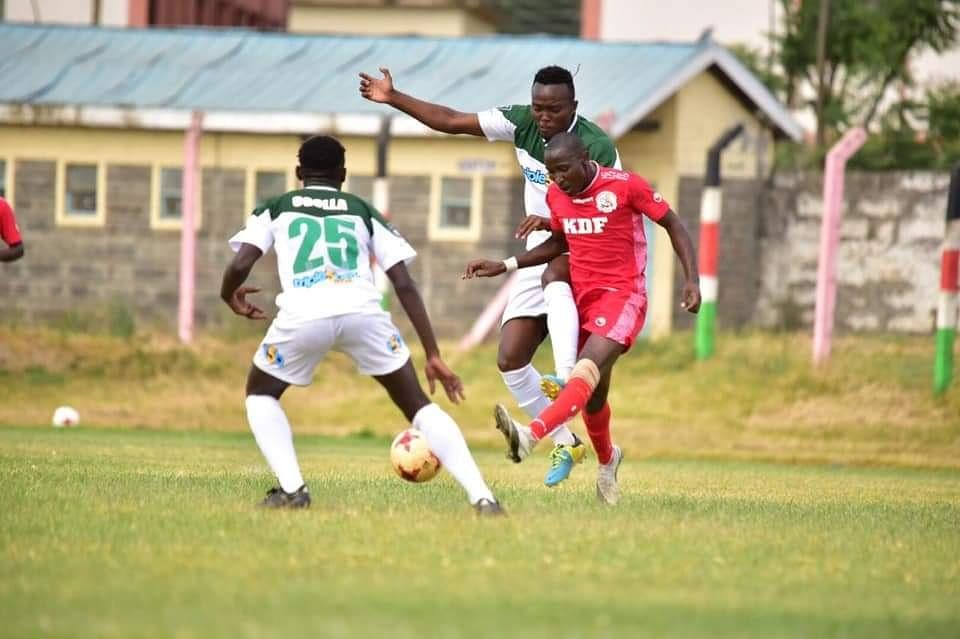 FKF Midweek Wrap: Gor return to winning ways as Ulinzi edge Mathare