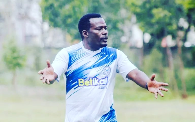 Odhiambo cautious ahead of Vihiga clash, seeks consistency