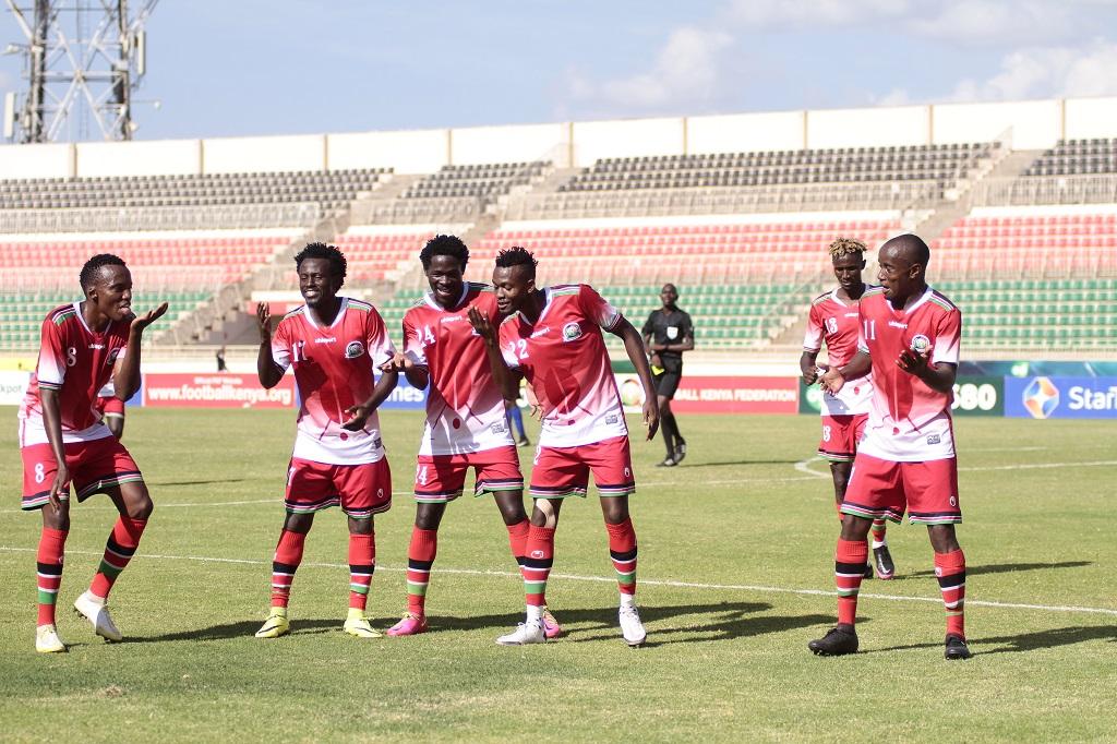 Harambee Stars register victory over Tanzania's Taifa Stars