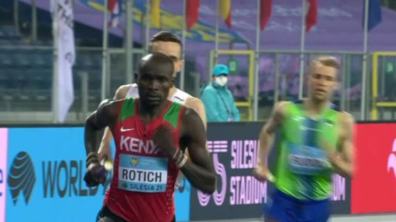 Silver,Bronze for Kenya at World Relays