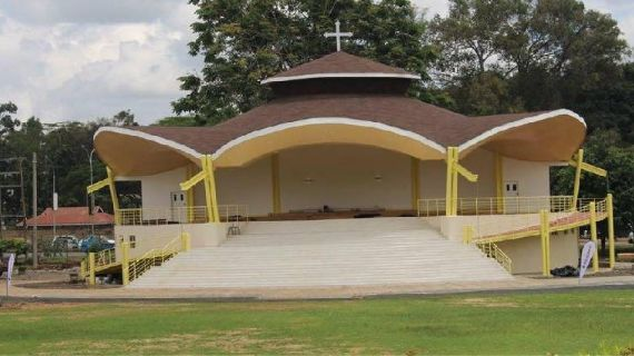 Papal Dais at Mean Machine's former ground declared historical monument