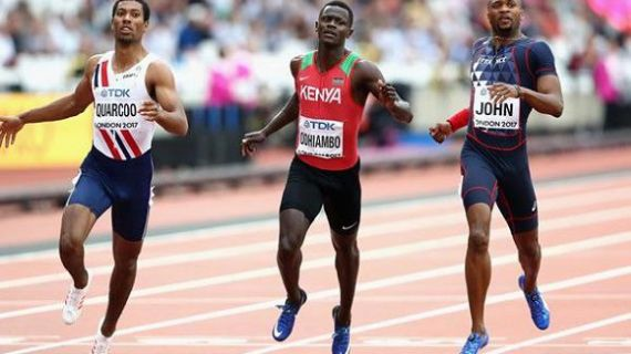 Second silver for Kenya at World Relays