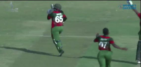 Kenya reclaim Kwibuka T20 title