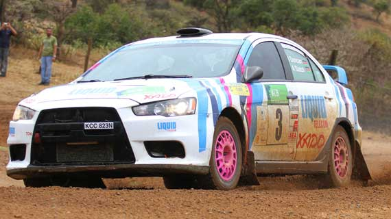Kisumu based Jaspreet Chatthe wins 2015 Safari Rally