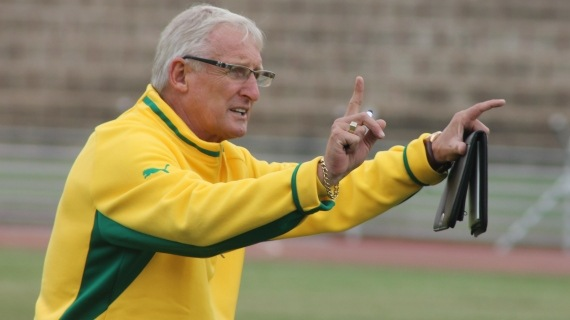 Bafana's stern test stands in Ethiopia's arms