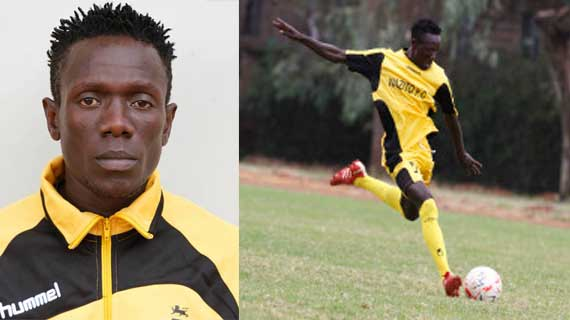 19 year old girl arrested for stabbing Wazito midfielder to death