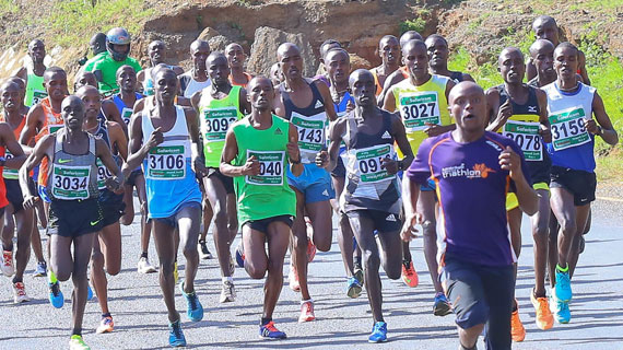 Kiprop, Naktar win 2017 Imenti Road Race
