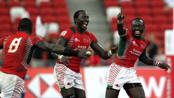 Kenya 7's Rugby drawn in Pool C ahead of Olympic games