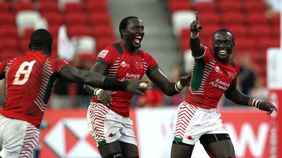 Injera left out as Kenya names 7's squad for Dubai