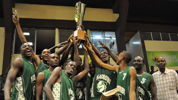 Nairobi up preps for Inter-Cities basketball championships