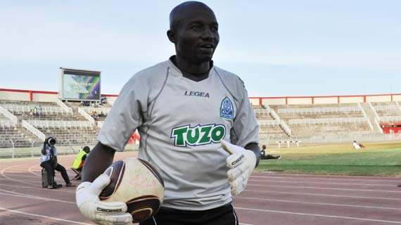 Oboya starts as Gor name line-up for Thika Utd