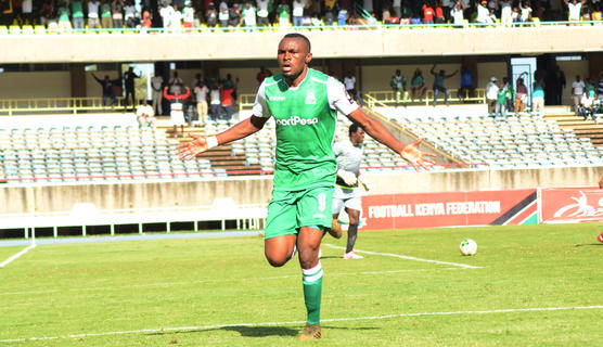 Gor Mahia one leg into CAF CL group stage after win over Lobi