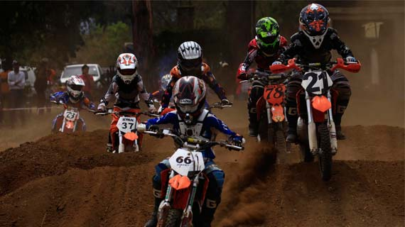 National Motocross Championship third round cancelled