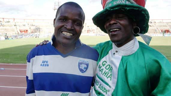 Gor Mahia and AFC could meet in FKF Cup Semis