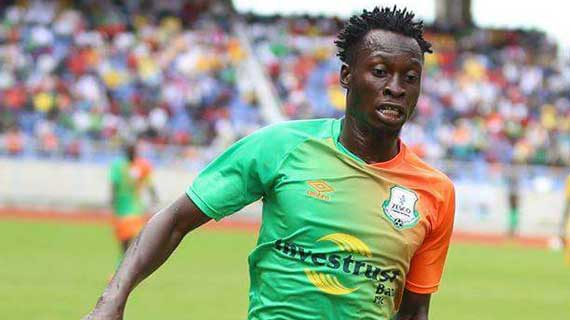 Jesse Were scores as Zesco rout visiting Horaya
