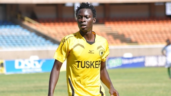 Tusker defeat Talanta to advance