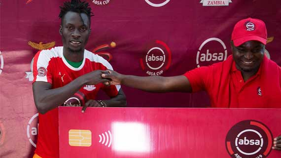 Snubbed by Harambee Stars, Were wins Best player in Zambia