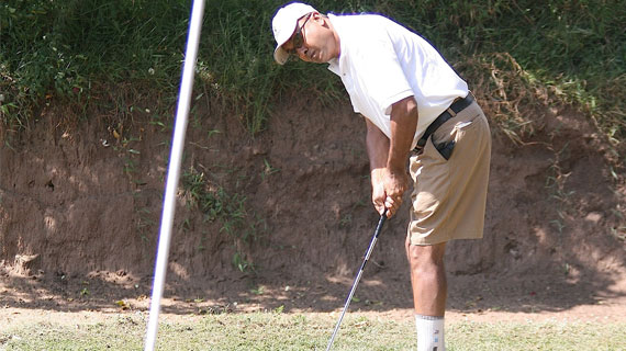 Nyanza club tops in United Western golf championship