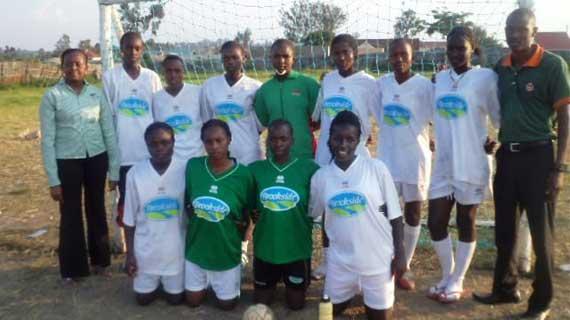 Kamusinga upset Jogoo on day two of schools' handball