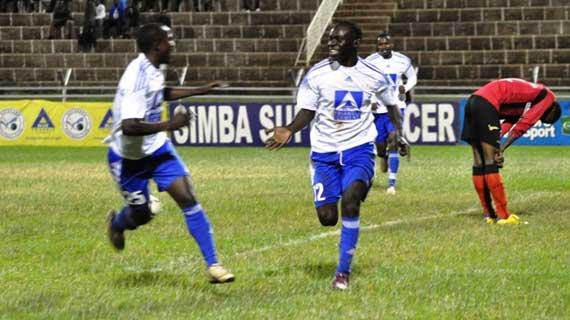 Baraza's brace puts Sofapaka firmly on the lead