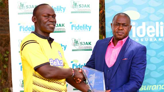 Baraza eager to break Sofapaka's four-year trophy drought