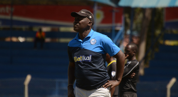 Draw with Mathare a blow to our title hopes, says Baraza