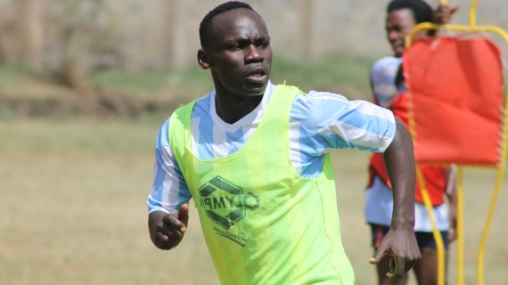 John Baraza: We were unlucky and congratulations to Gor