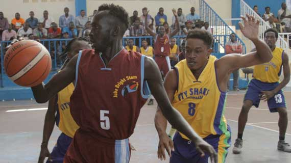 Nairobi and Mombasa with opening Inter City wins at Nyayo