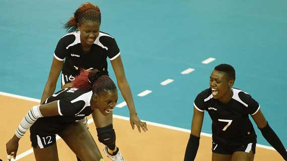 Kenya Juniors end World Championship with loss to Japan