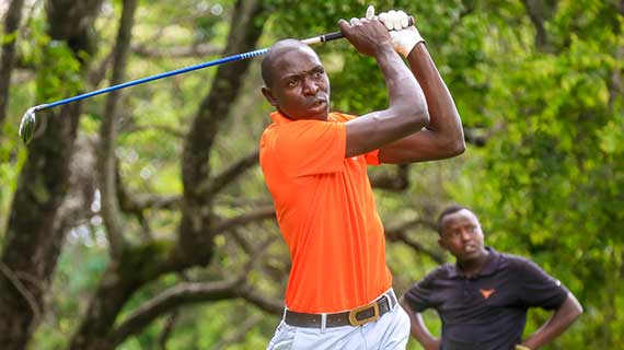 Madoya regains lead to set up exciting final round at Muthaiga