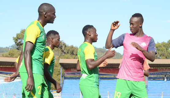 Kariobangi Sharks looking to get their Shield Cup groove back