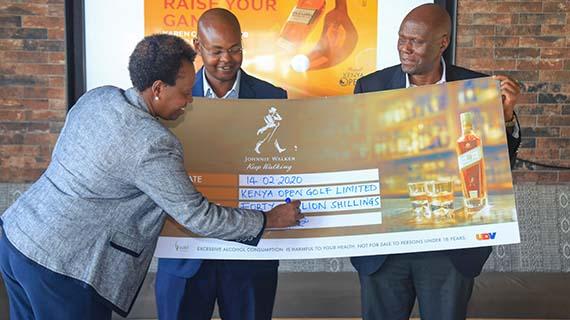 40Million boost ahead of Kenya Open