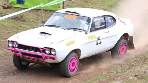 Baldev Chager  shines at KMSC Autocross  at the Jamhuri Park