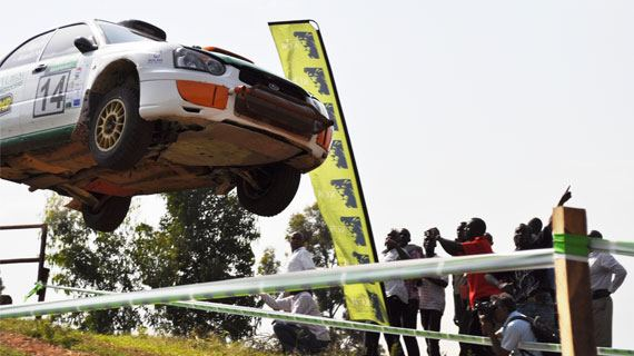 Entries confirmed for FIA Equator Rally