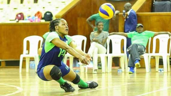 Volleyball Playoffs: Champions off to flying start