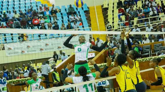 Kenya Prison retain volleyball title at Kasarani