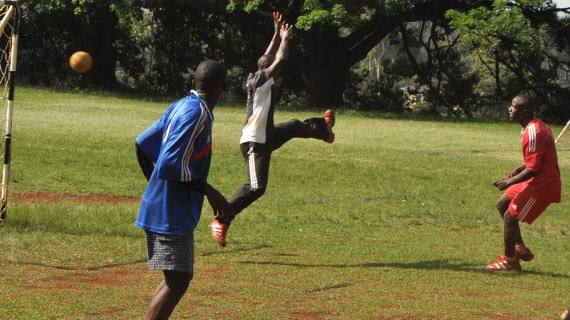 KDF Handball to hold referees and coaching course