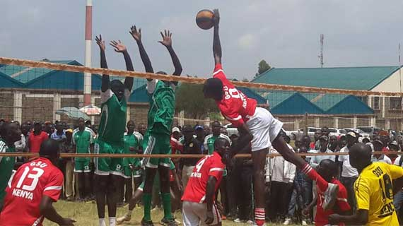 GSU, Prisons open 2017 account with wins in Nyeri