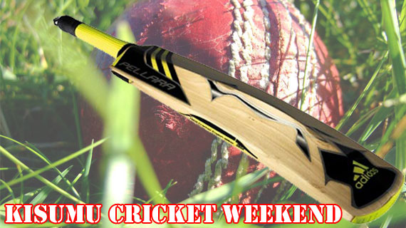 Kisumu to host Cricket tournament this weekend