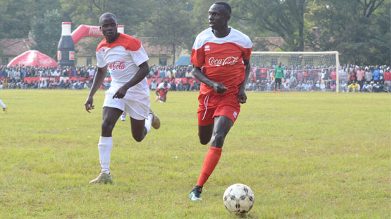 St Antony juniors through to semis as seniors hold Kakamega