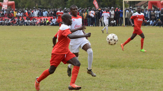 Kakamega play Dagoretti, St. Antony's face Olblolosat in school games