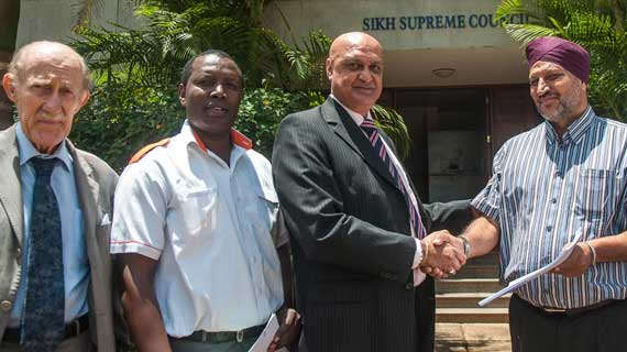 Kenya Motor Sports Federation finds new home