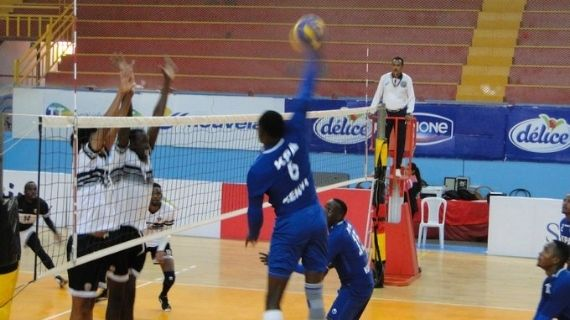 Mixed results for Kenyan teams as CAVB Men's Club Championship begins in Tunisia