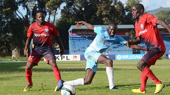 How does the Kenyan Premier League compare with other leagues in sub- Saharan Africa?