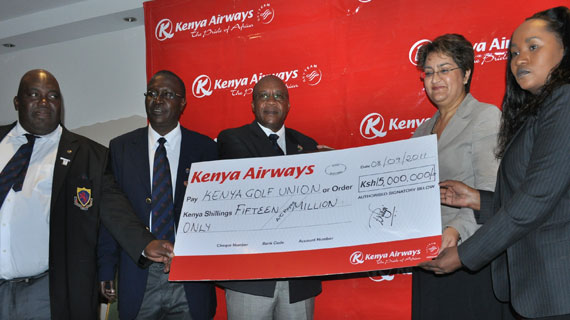 KQ golf series ready for a comeback
